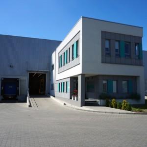 Igepa, Budynek B3 w parku MLP Pruszków II