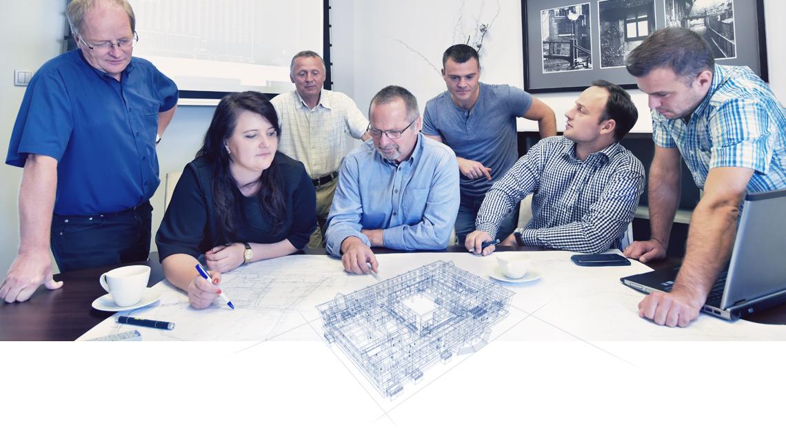 Zespół architektów Bydgoszcz Cross Projek
